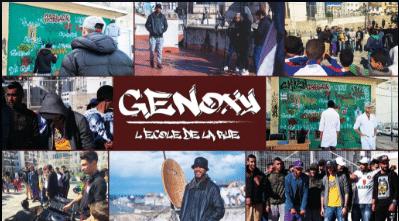 جينوكسي-Ecole de la rue